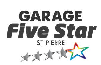 Five Star Réunion réseau carrosserie mécanique révision entretien garages peinture GARAGE FIVE STAR ST PIERRE