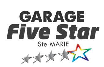 Five Star Réunion réseau carrosserie mécanique révision entretien garages peinture Garage Five Star Ste Marie