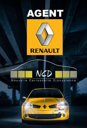 Five Star Réunion réseau carrosserie mécanique révision entretien garages peinture LOGO NCD ST DENIS