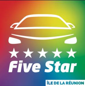 Logo Five Star Réunion Garage Petite-île Five Star Réunion réseau carrosserie mécanique révision entretien garages peinture