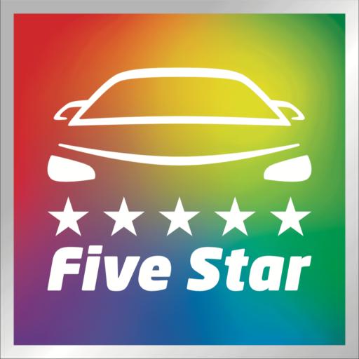 carrosserie mécanique révision garages peinture LOGO FIVE STAR Réunion