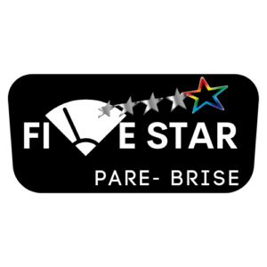 Logo Five Star Pare Brise
