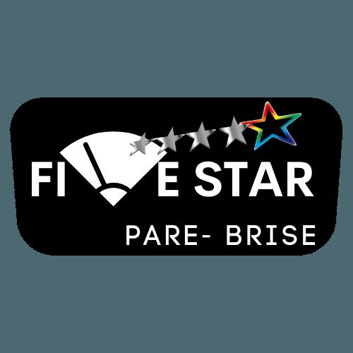 Logo Five Star Pare Brise