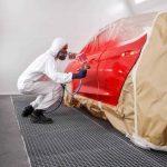 peinture de carrosserie voiture Five Star Réunion réseau carrosserie mécanique révision entretien garages peinture